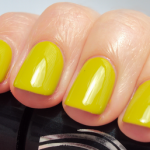 "Essence ""Lime up!"" and the perfect top coat"