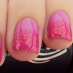 Another sponged mani :)