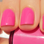 It's a hot pink!