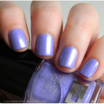 Pretty polish and…