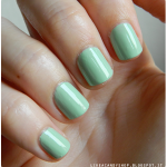 "My new favourite polish: Revlon ""Minted"""