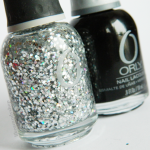 "Orly ""Liquid Vinyl"" and ""Holy Holo"" (Flash Glam)"