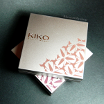 Kiko Colour seduction eyeshadow palettes review