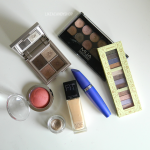 March 2013 makeup favourites
