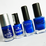 Electric-blue love (and dupes)