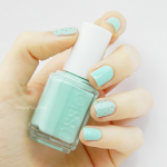 "Oldie but goodie: Essie ""Mint candy apple"""
