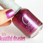 """Orly """"Beautiful disaster"""" (Mash Up collection)"""