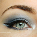 Getting ready for Christmas #5: Blue and Silver