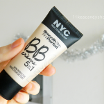 NYC smooth skin BB creme 5 in 1 review