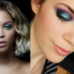 Beyoncé 'Mine' video-inspired makeup look