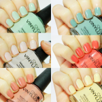 CND Vinylux Open Road Collection swatches