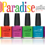 CND Paradise Collection preview