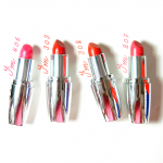 Pupa I'm…lipstick review & swatches