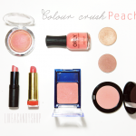 Colour Crush series: Shades of Peach