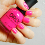Orly 'Neon Heat' [Baked collection]