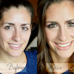 Makeup make-over: Sara