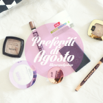 August favourites + video!!!