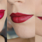 My take on the bold lips trend