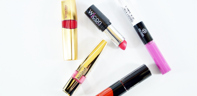 Lip-talk: new entries & nuovi amori