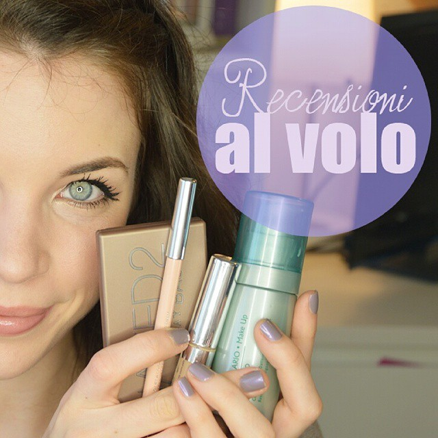 Nuovo video su Youtube! Ho recensito per voi 4 prodotti diversi: il primer viso per pelli miste de L'Erbolario, il correttore Accord Parfait di L'Oréal, la Magic Pencil di Nabla e la Naked Basics 2 di Urban Decay :) Fatemi sapere cosa ne pensate! #bblogger #ibblogger #likeacandyshop #beauty #makeup #lerbolario #loreal #nabla #urbandecay #primerviso #correttore #magicpencil #nakedbasics2 #review #recensione #youtuber Su Youtube mi trovate sul canale Like a candy shop ?