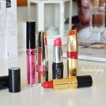 Lipstick galore! Top 5 Night Out Lipsticks