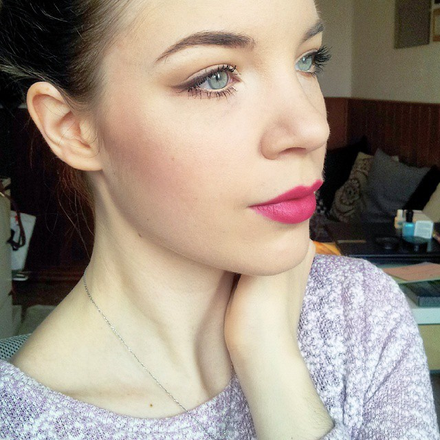 #fotd ft. @zoevacosmetics
