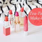 Tea-Time and Make-Up! Ep.2: 5 rossetti da low-cost a high-end