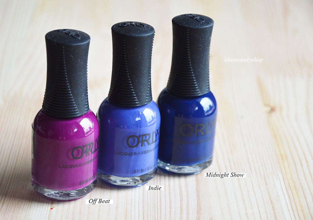 orly fall collection