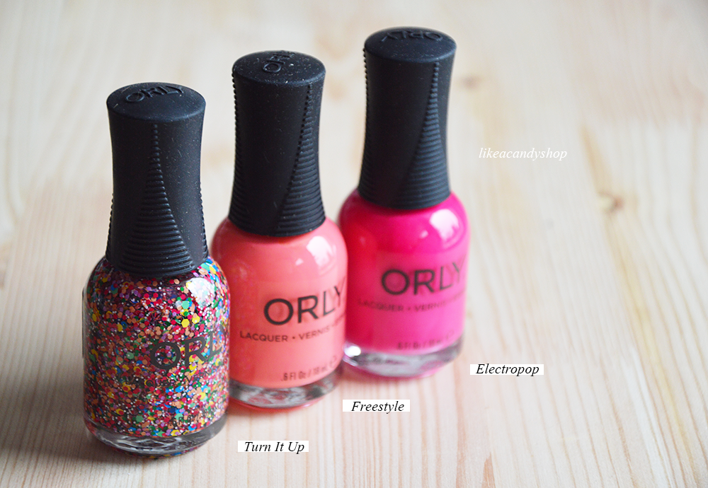 orly in the mix