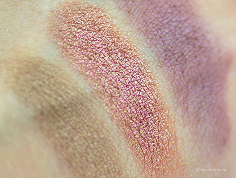 nabla artika swatches 2