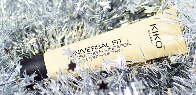 Recensioni al volo: Kiko Universal Fit hydrating foundation