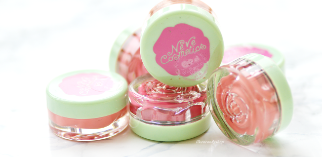 Neve Cosmetics Blush Garden Review + Swatches
