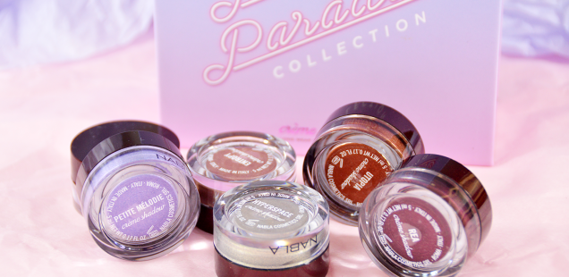 Nabla Potion Paradise collection + Swatches