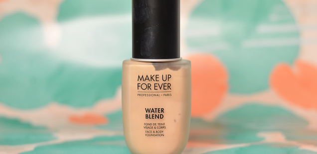MAKE UP FOR EVER WATER BLEND FONDOTINTA